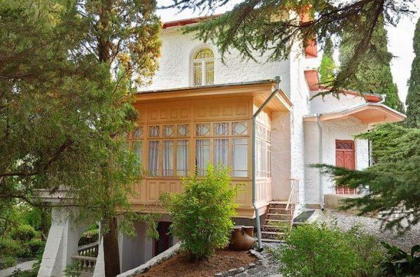 Дом-музей Чехова в Ялте