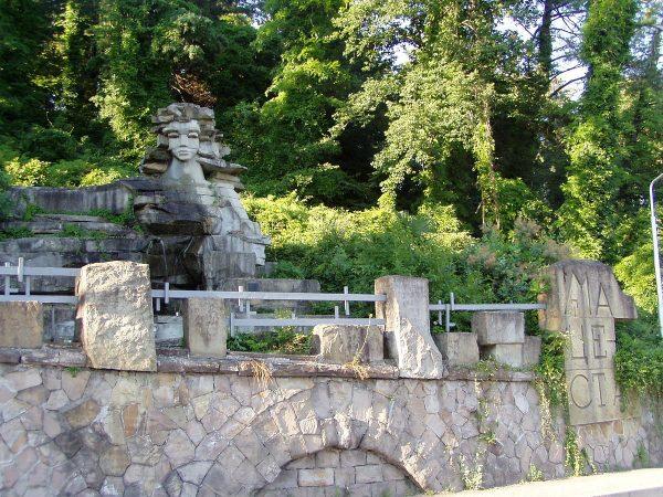 Памятник «Мацеста» в Сочи
