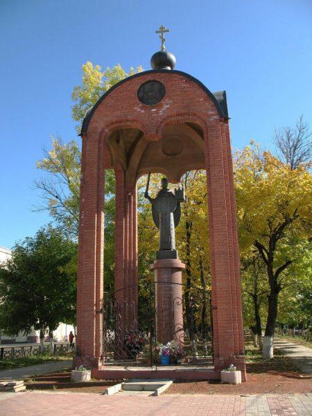 Памятник Святому Николаю Можайскому