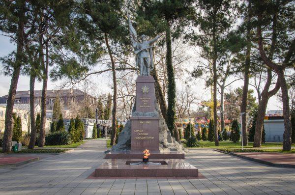 Памятник Воину-Победителю