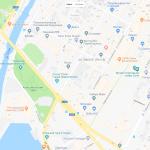 Памятники на карте Сочи
