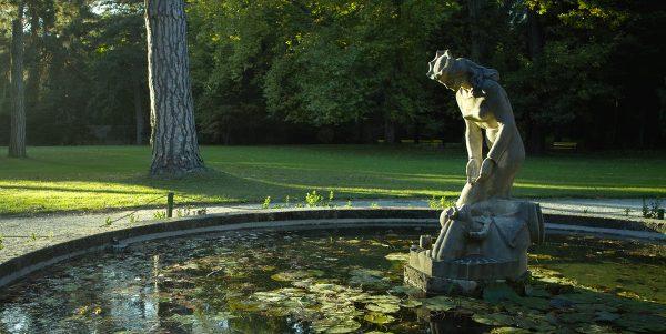 Парк Хофгартен в Инсбруке