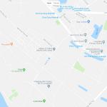 Парк на карте столицы Вьетнама