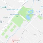 Парк недалеко от центра Ташкента