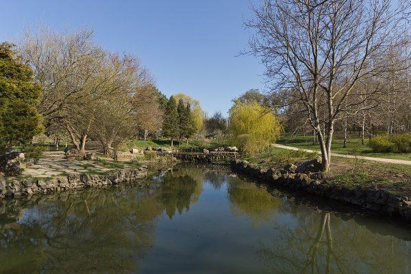 Парк «Салгирка» в Симферополе