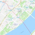 Парки развлечений на карте Ханчжоу