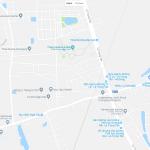 Парки развлечений на карте Ханоя