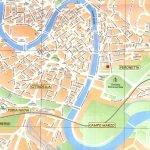 Подробная карта Вероны