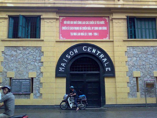 «Ханой Хилтон» в городе Ханой
