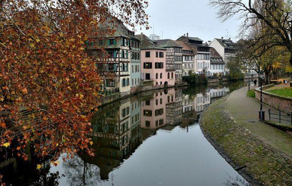 «Маленькая Франция» в Страсбурге