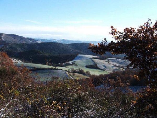 Природный парк Монте Тезио