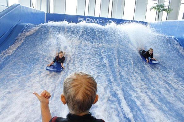 Развлекательный комплекс Sirius Sport Resort в местечке Пюхтяя