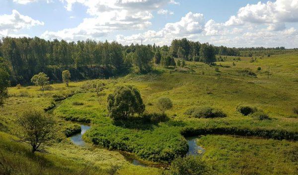 Речка Можайка