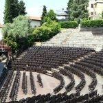 Римский театр вид справа