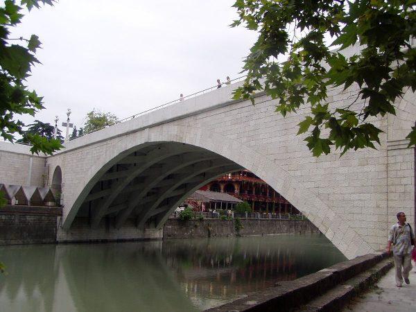 Ривьерский мост в Сочи