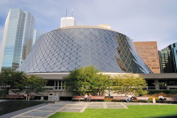 Рой-Томсон-Холл в Торонто