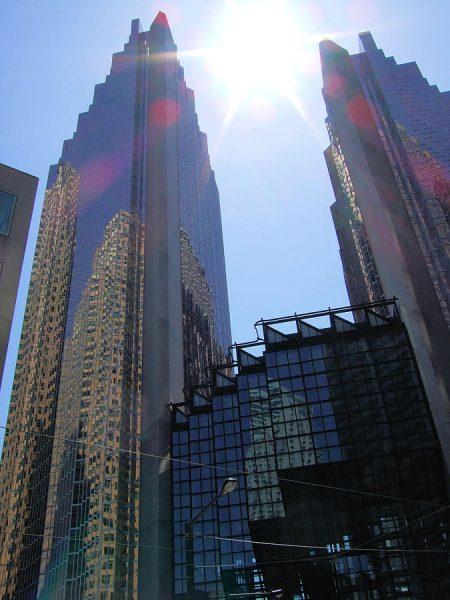 Royal Bank Plaza в Торонто