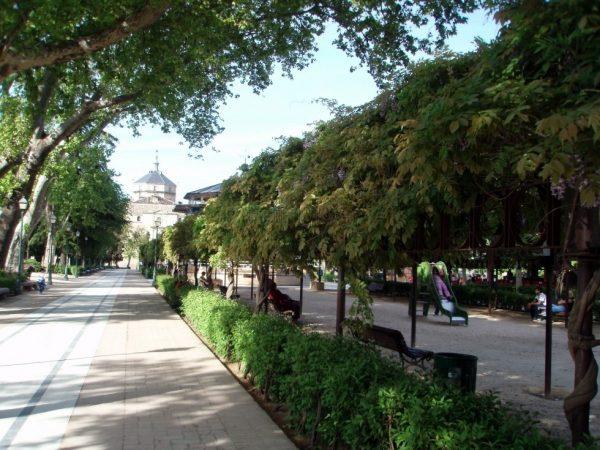 Сады де ла Вега в Толедо