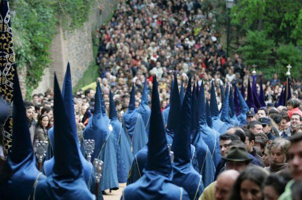 Semana Santa (Страстная неделя) в Гранаде