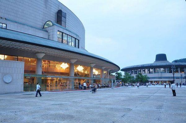 Сеульский центр искусств в Южной Корее