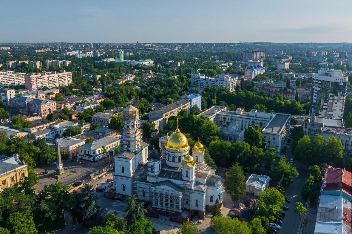 Симферополь: информация о городе и лучших достопримечательностях
