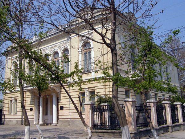 Симферопольский художественный музей в Крыму