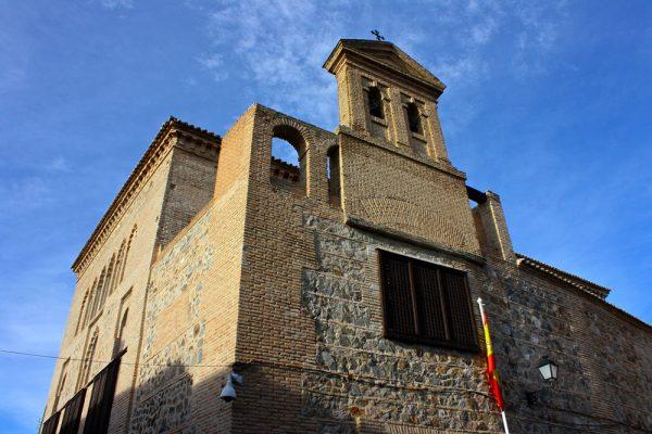 Синагога дель Трансито в Толедо