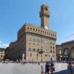 Площадь Piazza del Signori