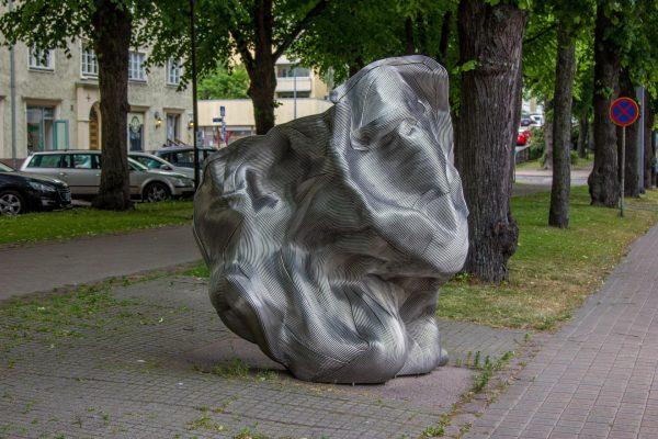 Скульптура «Велло»