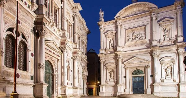 Скуола Сан-Рокко (итал. — «Scuola Grande di San Rocco») в Венеции