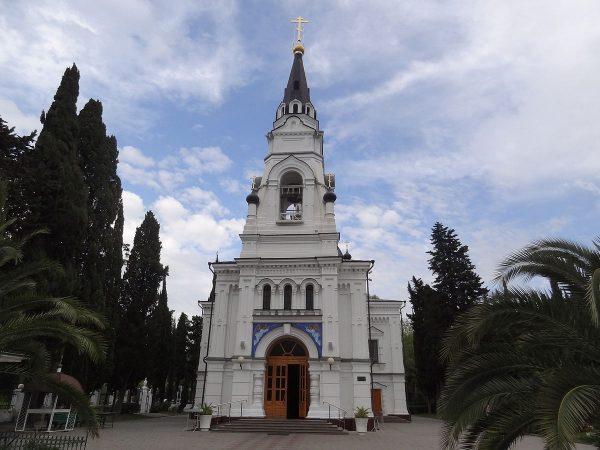 Собор Михаила Архангела в Сочи