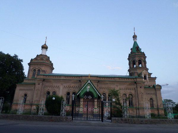 Собор Святителя Алексия Московского в Самарканде