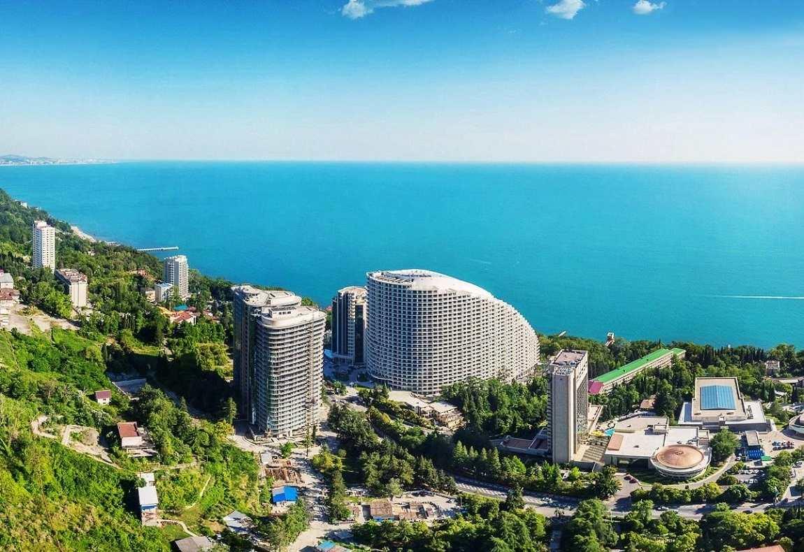 Сочи: лучшие места для отдыха и знаменитые достопримечательности