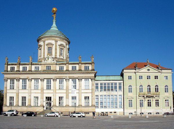 Старая ратуша в Потсдаме