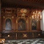 Старинные полотна в ратуше
