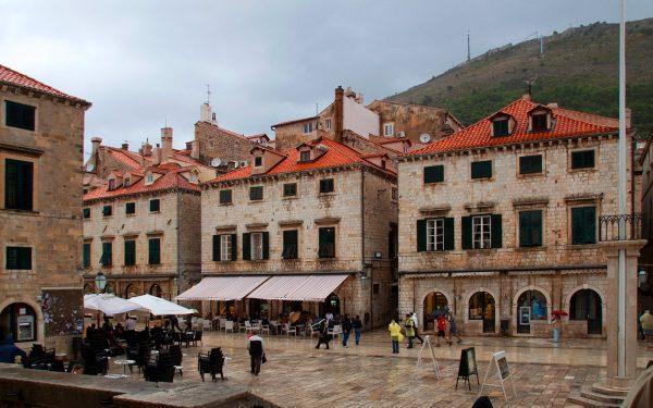 Страдун в Дубровнике