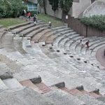Ступени Римского театра