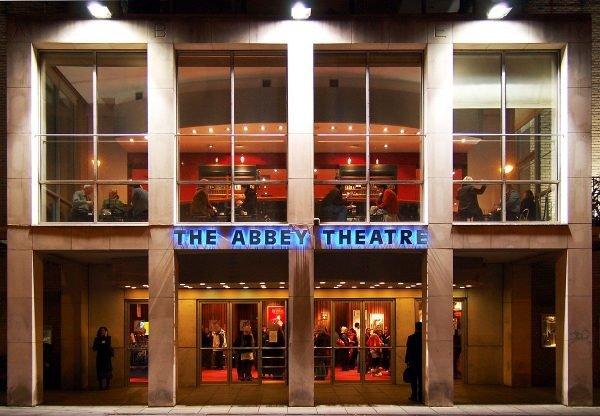 Театр аббатства в Дублине