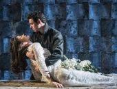 Театральная сцена: Ромео и Джульетта