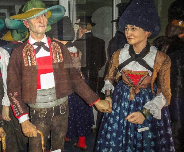 Тирольский музей народного творчества в Инсбруке