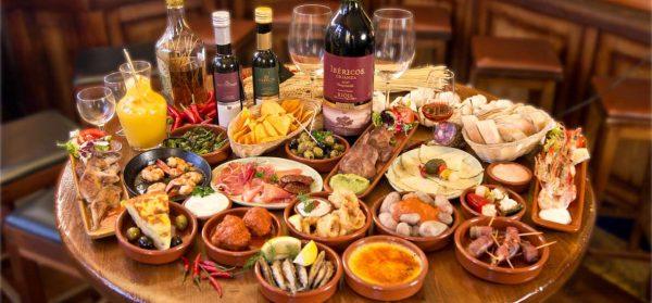 Традиционные кулинарные блюда Гранады