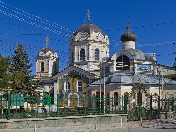 Свято-Троицкий собор в Симферополе