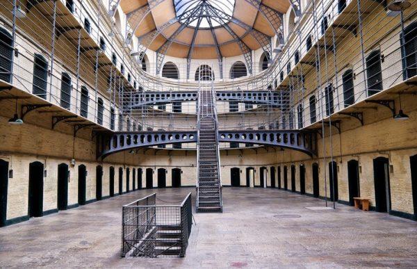 Тюрьма Килмэнхем в Дублине