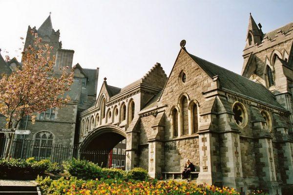 Церковь Крайст-чёрч в Дублине