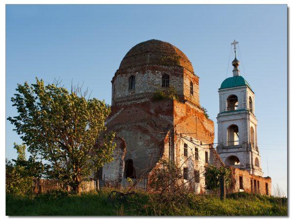 Троицкая церковь в Карачарове