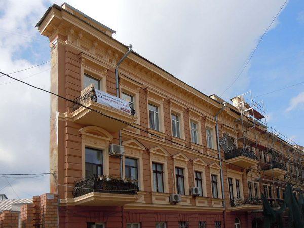 Ведьмин дом в Одессе
