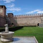 Внутренний двор замка Castelvecchio