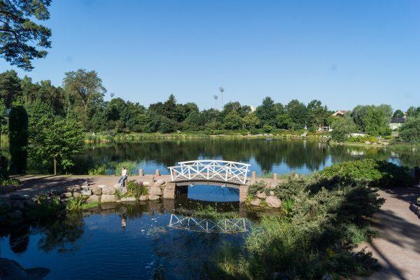 Водный парк «Сапокка» в Котке