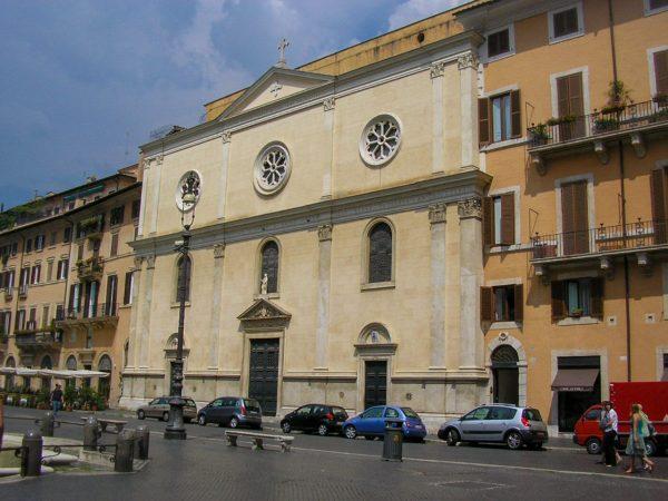 Церковь Санта-Мария-дель-Сакро-Куоре