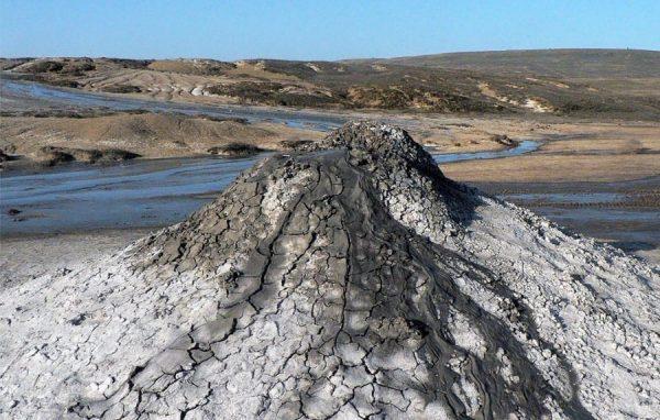 Грязевой вулкан Джай-Теле